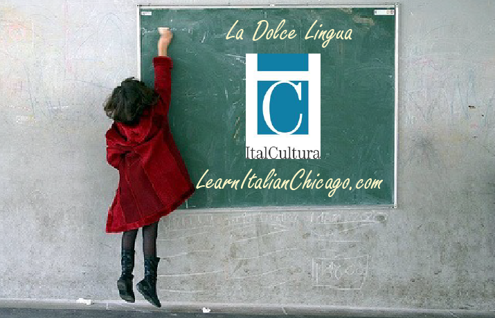 la dolce lingua yellow chalk